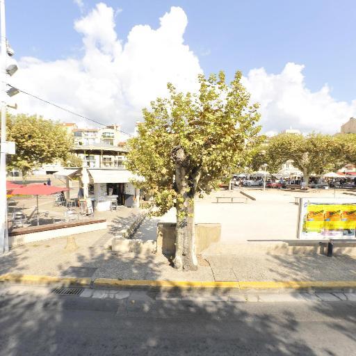Statue de Lord Brougham - Sites et circuits de tourisme - Cannes