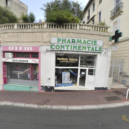 Pharmacie Continentale - Pharmacie - Cannes