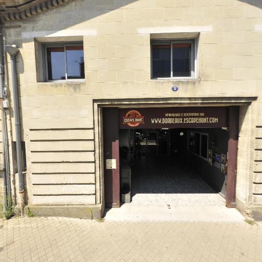 Escape Hunt Bordeaux - Parc d'attractions et de loisirs - Bordeaux