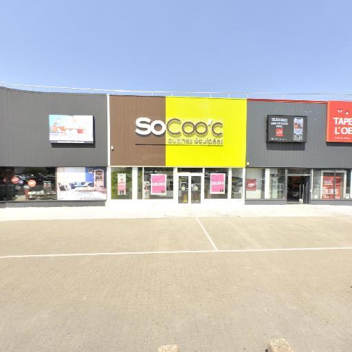 SoCoo'c Bordeaux le Lac - Vente et installation de cuisines - Bordeaux