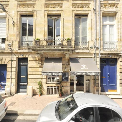 Jeoffre Caroline - Création en joaillerie - Bordeaux