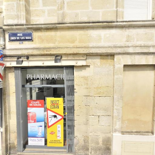 Pharmacie Robigo - Pharmacie - Bordeaux