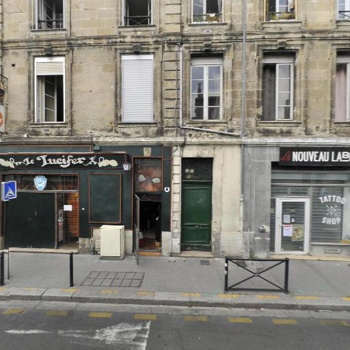 Le Nouveau Labo - Tatouages - Bordeaux