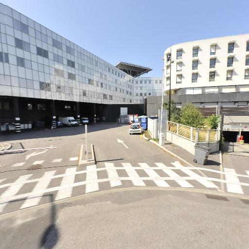 Parking Q-Park Hôpital P1 - Parking public - Chambéry