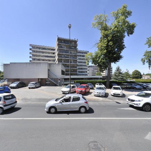 Maison Départementale des Personnes Handicapées - Affaires sanitaires et sociales - services publics - Amiens