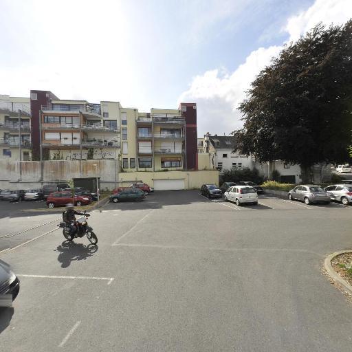 Parking Vieux Bourg - Parking - Brest