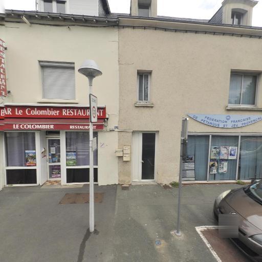 Comite Dep Petanque Et Jeu Provencal - Club de sport - Angers