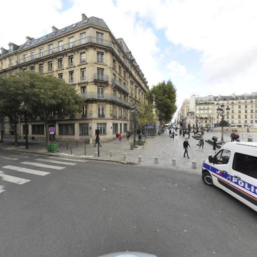 Hôtel de ville - Sites et circuits de tourisme - Paris
