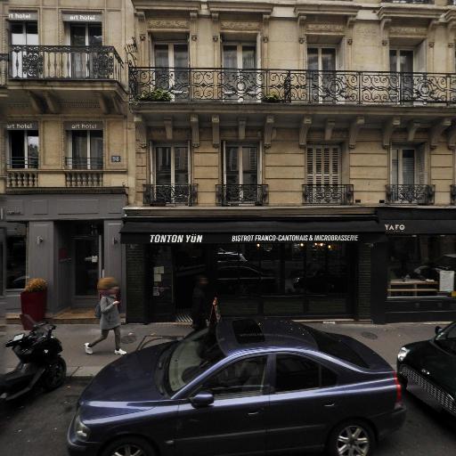 Marc Vinet - Masseur kinésithérapeute - Paris