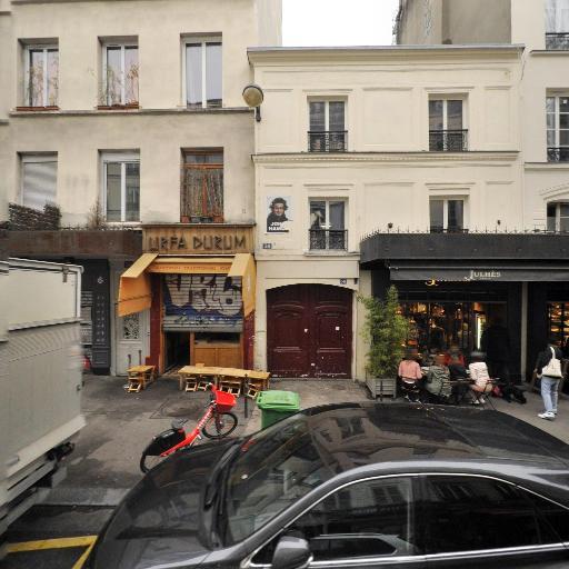 Julhès Paris - Fromagerie - Paris
