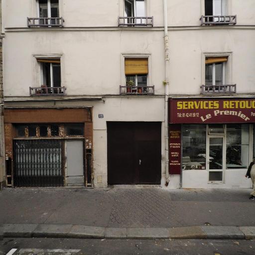 Le Premier - Couture et retouches - Paris