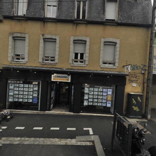 Kermarrec Habitation - Conseil en immobilier d'entreprise - Rennes