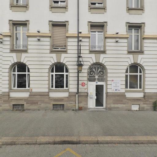 Parking Rue Buffon - Parking - Mulhouse