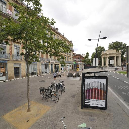 Carnot - Parking public - Toulouse
