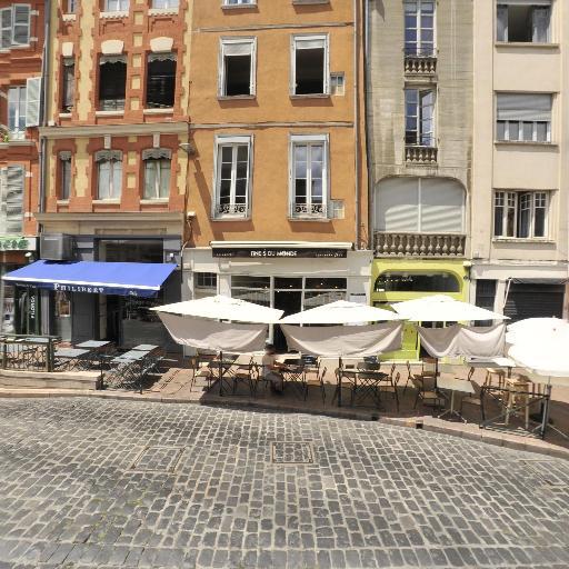 Saint-Etienne - Parking - Toulouse