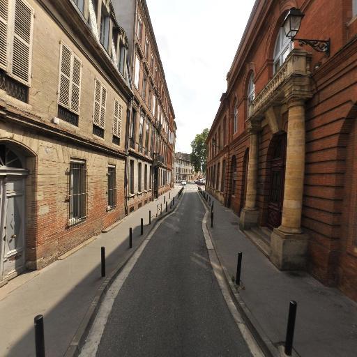 Bibliothéque Garrigou - Bibliothèque et médiathèque - Toulouse