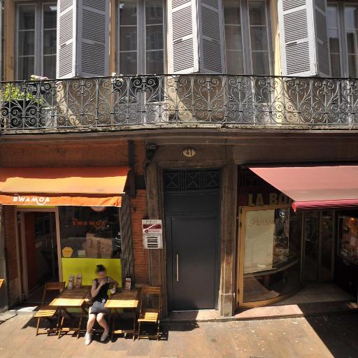 Bwamoa - Café bar - Toulouse