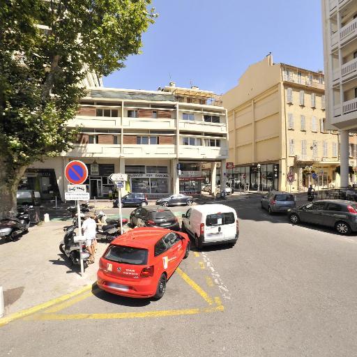 Mairie - Conseil départemental, conseil régional - Toulon