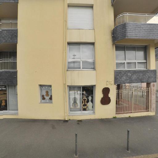Atelier De Lutherie Saint Marc - Vente et location d'instruments de musique - Quimper