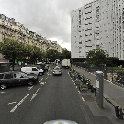 Station Vélib' Fédération - Suffren - Vélos en libre-service - Paris