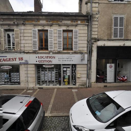Cabinet Hache Panier Des Touches - Agence immobilière - Bourges