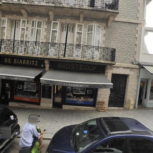 Maison Arosteguy - Épicerie fine - Biarritz