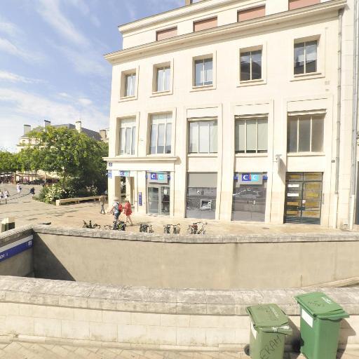 Parking Le Martroi - Parking public - Orléans