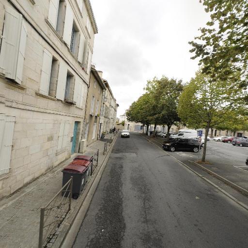Centre Du Guesclin - Bibliothèque et médiathèque - Niort