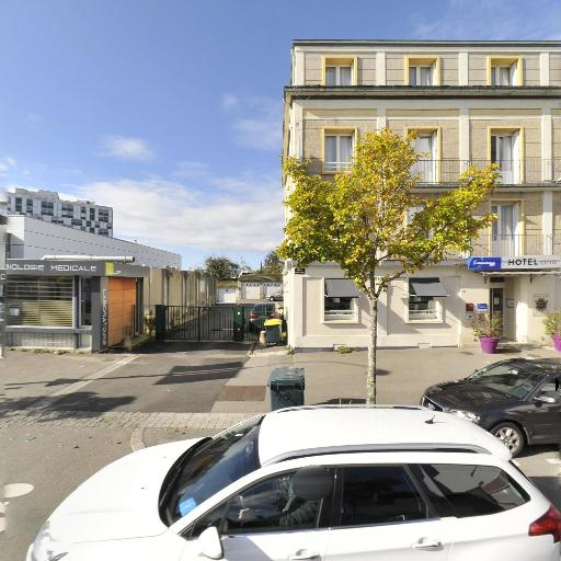 The Originals City, Hôtel Cléria, Lorient (Inter-Hotel) - Restaurant - Lorient